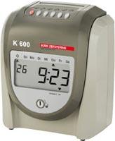Zeiterfassungsgerät K-600